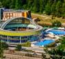 termální bazény - dóm s kopulí - termální resort Thermana - lázně Laško - Slovinsko - RELAX pobyt