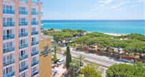 výhled z hotelového pokoje - HTOP Cartago Nova - Costa Maresme - Španělsko