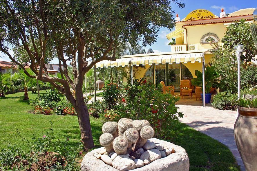 Parc Hotel La Villa-zahrada (Itálie-Ischia- Forio)