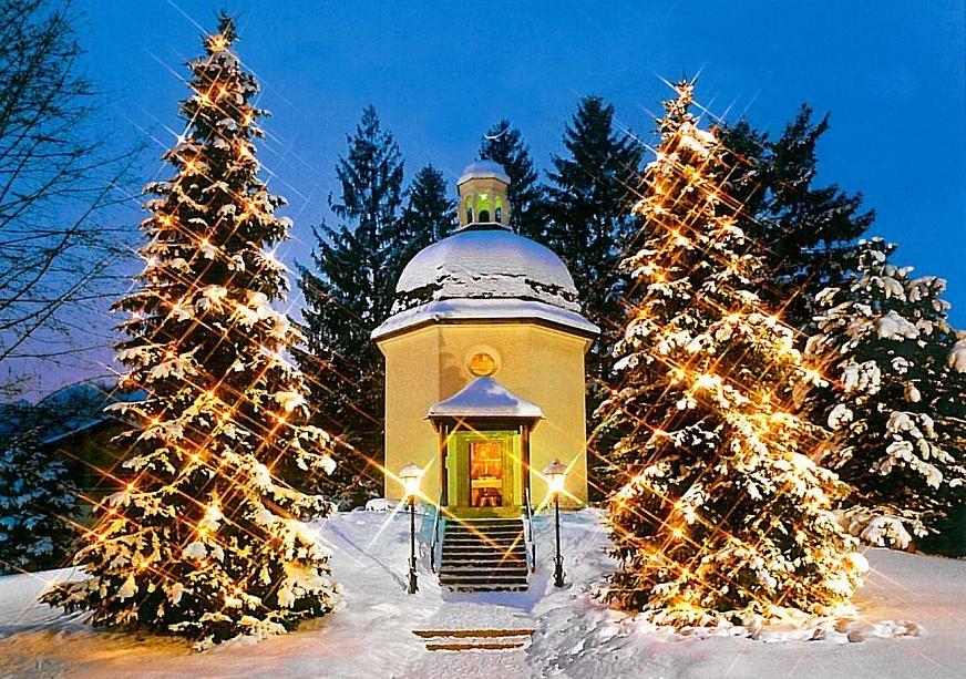 Adventní zájezdy na vánoční trhy (Rakousko - Salzburg) - po stopách Tiché noci do rakouského Oberndorfu