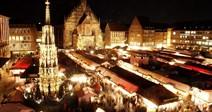 Adventní zájezdy na vánoční trhy (Německo - Norimberk / Nürnberg) - vánoční idylka na adventních trzích před Frauenkirche