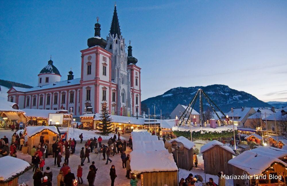 Adventní zájezdy na vánoční trhy ( Rakousko - Basilika).