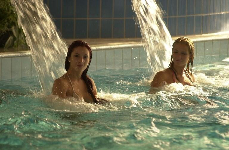 hotelové spa a wellness - Hunguest Hotel Répce Gold - lázně Bükfürdö - Maďarsko - RELAX