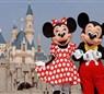 Disneyland, největší zábavní park v Evropě - Francie