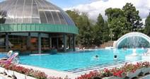 termální lázně - Hunguest Hotel Flora - lázně Eger - Maďarsko - RELAX