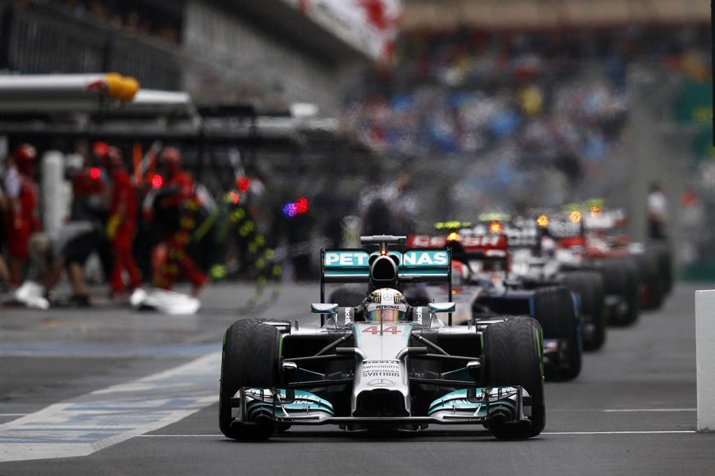 Mercedes GP - Formule 1