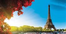 Eiffelova věž - dominanta Paříže - Francie