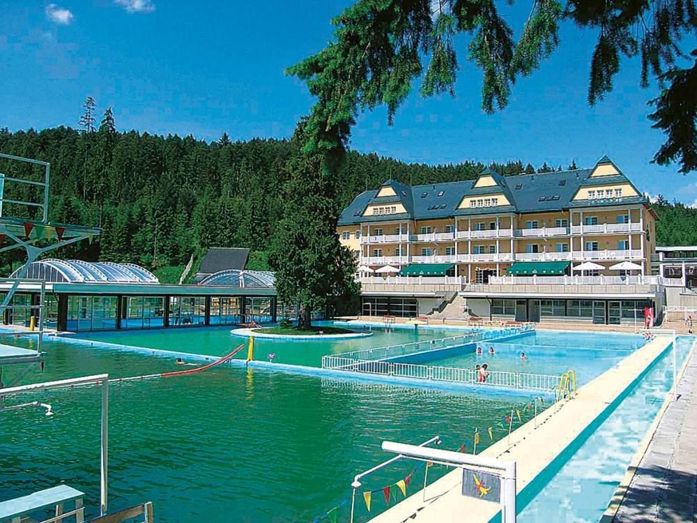 Grand Hotel Strand - lázně Vyšné Ružbachy - Slovensko - RELAX