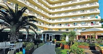 oblíbený elegantní hotel Fenals Mar - Fenals - Lloret de Mar - Španělsko