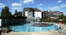 venkovní bazény wellness - Hotel Termal - lázně Moravské Toplice - Slovinsko - RELAX